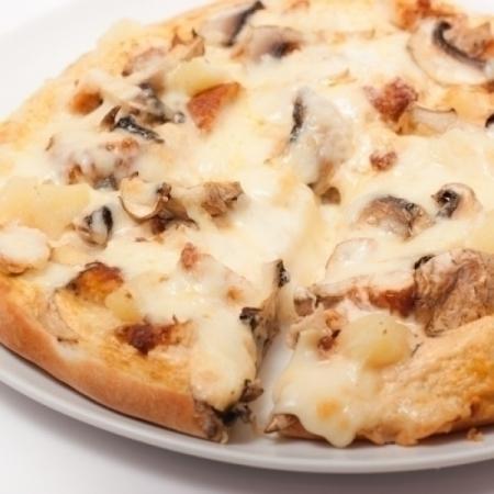 Пицца Баффало С Ананасами