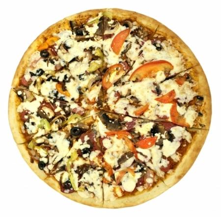 Пицца Большая Фирменная (2 Вкуса)