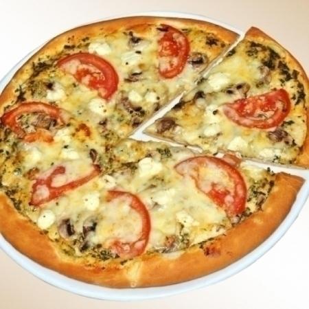 Пицца Вердэ Летняя