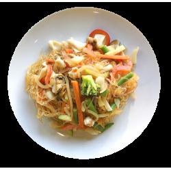 Фунчоза морепродукты в соусе Пад Тай