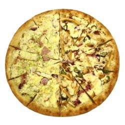 Пицца Большая Фермерская (2 Вкуса)