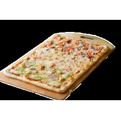 Пицца MAXI Три Вкуса Колбасная с Сырком