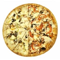 Пицца Большая С Курицей (2 Вкуса)